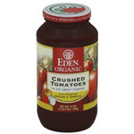 Eden Foods Crshd Tom/Garlc (12x25OZ )