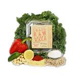 Brad's Raw Leafy Kale, Nasty Hot (12x2.5Oz)
