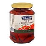 De Lallo Pepper Piquillo Grilled (12x12Oz)