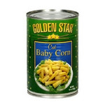 Golden Star Corn, Cut Young (12x15Oz)