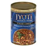 Jyoti Punjabi Chhole Chickpeas (12x15 Oz)