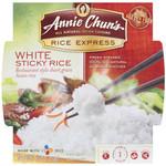 Annie Chun's Rice Express Sticky White Rice (3x7.4 Oz)