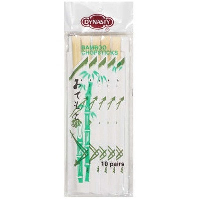 Dynasty Bamboo Chopsticks (12x10 CT)