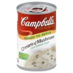 Campbell Creme Mushroom Ls (6x10.5OZ )