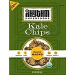 Rhythm Superfoods Zesty Nacho Kale Chips (12x2Oz)