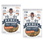 Rebel With A Cause Kale Chips, Nacho Cheez (12x1.3 OZ)