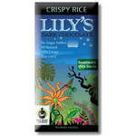 Lily's Crispy Rice Dark Chocolate (12x3 Oz)