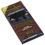 Endangered Species Dark Chocolate Bar Cocoa Nibs (12x3 Oz)