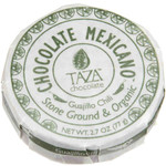Taza Chocolate Guajillo Chili (12x2.7 OZ)