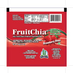 Fruitchia Straw Chia Bar (24x1.4OZ )