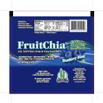 Fruitchia BluBerry Chia Bar (24x1.4OZ )