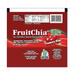 Fruitchia CranBerry Chia Bar (24x1.4OZ )