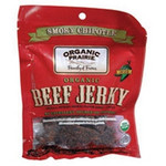 Organic Prairie Beef Jerky, Chipotle Flavor (20x2Oz)