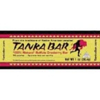 Tanka Natural Buffalo Cranberry Bar (12x1 Oz)