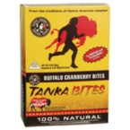 Tanka Natural Buffalo Cranberry Bites (6x3 Oz)
