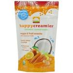 Happy Creamies Coconut Milk, Carrot, Mango And Orange (8x1Oz)