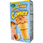 Let's Do Ice Cream Cones Gluten Free (12x1.2 Oz)