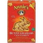 Annie's Homegrown Cinnamon Bunny Grahams (12x7.5 Oz)