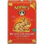 Annie's Homegrown Cinnamon Bunny Grahams (12x7.5 Oz)