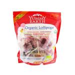 Yum Earth Organics Tropical, Pineapple/Mngo/Raspbry (12x5x.62OZ)
