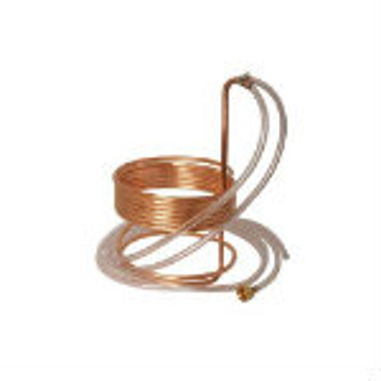 25 Copper Immersion Chiller With Tubing And Fittings