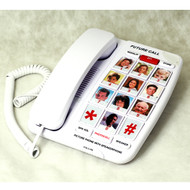 Picture Care Phone - See Who You're Calling
