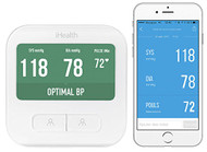 iHealth Clear – Wireless Upper Arm Blood Pressure Monitor