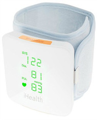 iHealth View – Wireless Wrist Blood Pressure Monitor