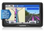 "Garmin Camper 760 LMT-D "" Large Vehicle Sat Nav - Europe - Lifetime Maps - NOH (Manufacturer Refurbished)"