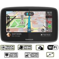 TomTom Go Professional 6250 GPS Truck Sat Nav -  Europe- Lifetime Maps & Traffic
