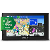 "Garmin DriveSmart 50LMT-D 5"" GPS Sat Nav - Full Europe Lifetime Maps & Traffic(Garmin Newly Overhould)"