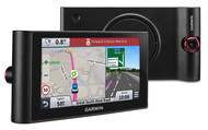 "Garmin NuviCam LMT-D 6"" GPS Sat Nav - Full Europe - Built-in Dash Cam"