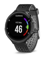 Garmin Forerunner 235 ANT+ GPS Integrated HRM Sports Running Watch - Black/Grey (Garmin Newly Overhauled)