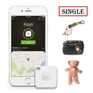 Tile Mate Compact GPS Bluetooth Tracker - Anything Finder - Single