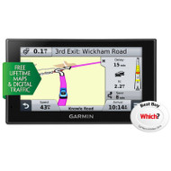 "Garmin Nuvi 2599LMT 5"" Sat Nav - Europe - Lifetime Maps & Traffic (Garmin Newly Overhauled)"