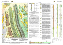 Preliminary Geologic Map of the Shamrock Hills Quadrangle, Carbon County, Wyoming (2015)