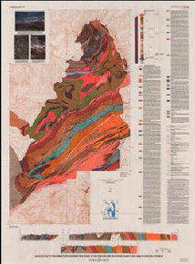 Geologic map of Precambrian metasedimentary rocks of the Medicine Bow Mountains, Albany and Carbon counties, Wyoming