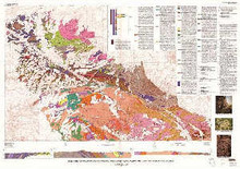 Geologic map of Precambrian rocks of the Sierra Madre, Carbon County, Wyoming, and Jackson and Routt counties, Colorado