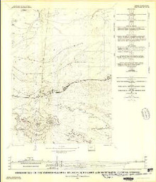 Geologic Map of the Continental Peak Quadrangle, Fremont and Sweetwater Counties, Wyoming