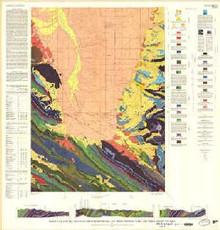 Geologic Map of the Driggs Quadrangle, Bonneville and Teton Counties, Idaho, and Teton County, Wyoming