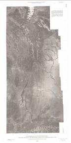 Photomosaic of the Overthrust Belt Western Wyoming, Southeastern Idaho, and Northeastern Utah (1980)