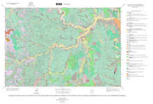 Preliminary Digital Surficial Geologic Map of the Lance Creek 30' x 60' Quadrangle, Niobrara and Converse Counties, Wyoming, Southwestern South Dakota, and Northwestern Nebraska (2001)
