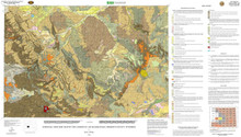 Surficial Geologic Map of the Lander 30' x 60' Quadrangle, Fremont County, Wyoming (2009)