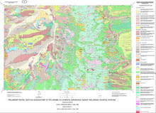 Preliminary Digital Surficial Geologic Map of the Laramie 30' x 60' Quadrangle, Albany and Laramie Counties, Wyoming (1998)