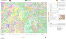 Preliminary Surficial Geologic Map of the Rock River 30' x 60' Quadrangle, Albany, Platte, and Laramie Counties, Wyoming (2005)