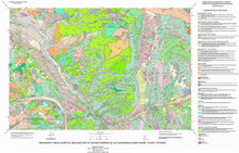Preliminary Surficial Geologic Map of the Rock Springs 30' x 60' Quadrangle, Sweetwater County, Wyoming (1999)
