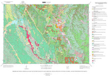 Preliminary Digital Surficial Geologic Map of the Sundance 30' x 60' Quadrangle, Crook and Weston Counties, Wyoming, and Southwestern South Dakota (2001)