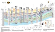 Coal Correlations and Coal Zones in the Powder River Basin, Wyoming (2007)