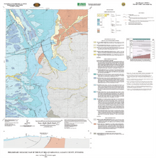 Preliminary Geologic Map of the Pilot Hill Quadrangle, Albany County, Wyoming (2006)