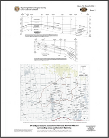 Oil and Gas Resources Assessment of the Jack Morrow Hills and Surrounding Areas, Southwestern Wyoming (2002)